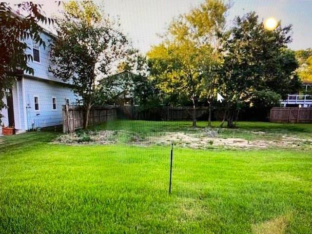 00 Forest, Clear Lake Shores, TX 77565 (MLS #79996239) :: The SOLD by George Team