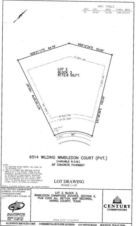 6514 Wilding Wimbledon Court, Spring, TX 77379 (MLS #80012049) :: TEXdot Realtors, Inc.