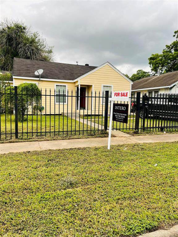 7117 Hemlock Street, Houston, TX 77087 (MLS #80424333) :: Green Residential