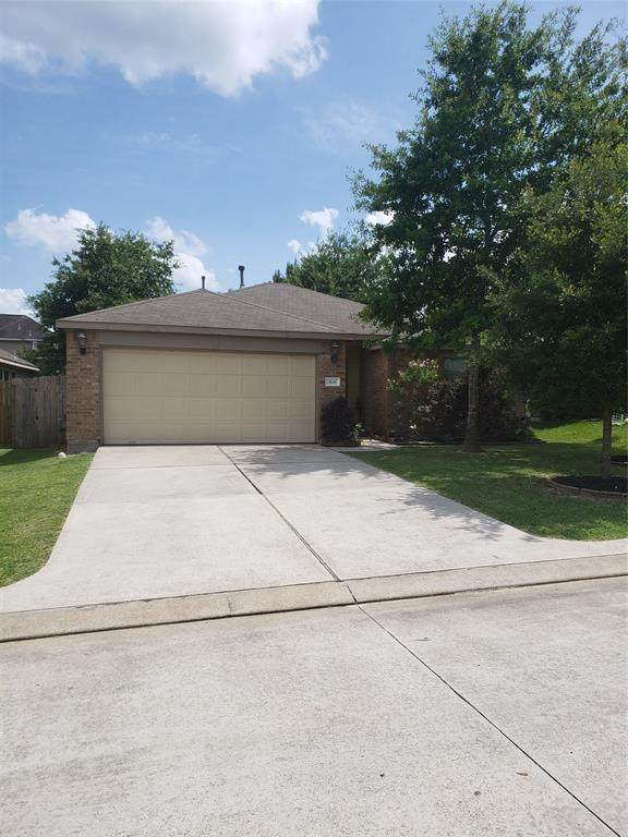 806 Lovebug Lane, Conroe, TX 77301 (MLS #8063058) :: The Heyl Group at Keller Williams