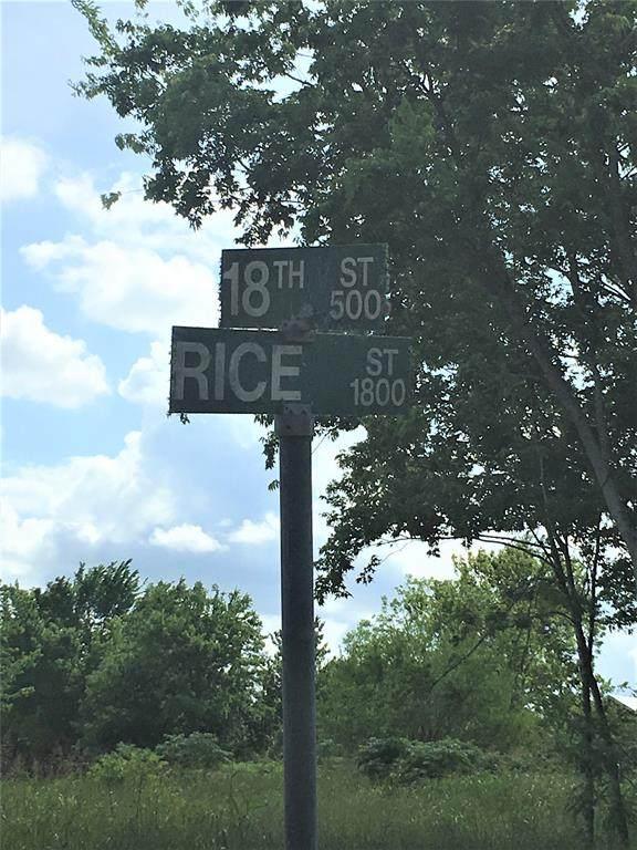00 18th St At Rice Street, Hempstead, TX 77445 (MLS #80665928) :: The Wendy Sherman Team