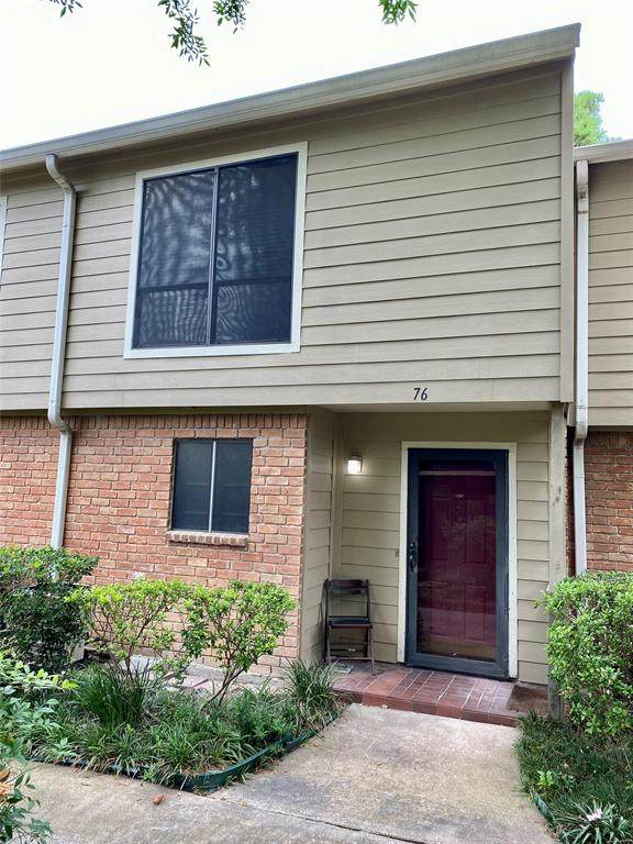 5005 Georgi Lane #76, Houston, TX 77092 (MLS #80735111) :: All Cities USA Realty