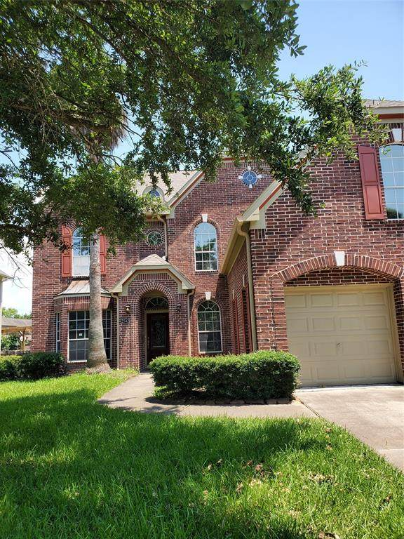 2542 Breaux Trace, Seabrook, TX 77586 (MLS #80762562) :: The Freund Group