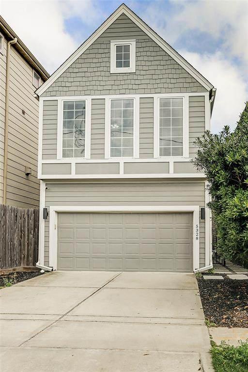 5328 Darling Street, Houston, TX 77007 (MLS #80815527) :: Giorgi Real Estate Group