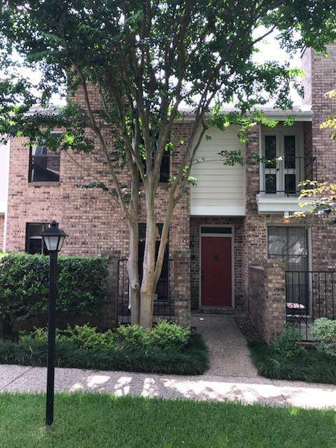 1533 Bering Drive #117, Houston, TX 77057 (MLS #80843513) :: Caskey Realty