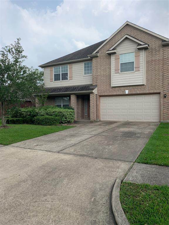 2727 San Marco Lane, League City, TX 77573 (MLS #81008416) :: The Bly Team