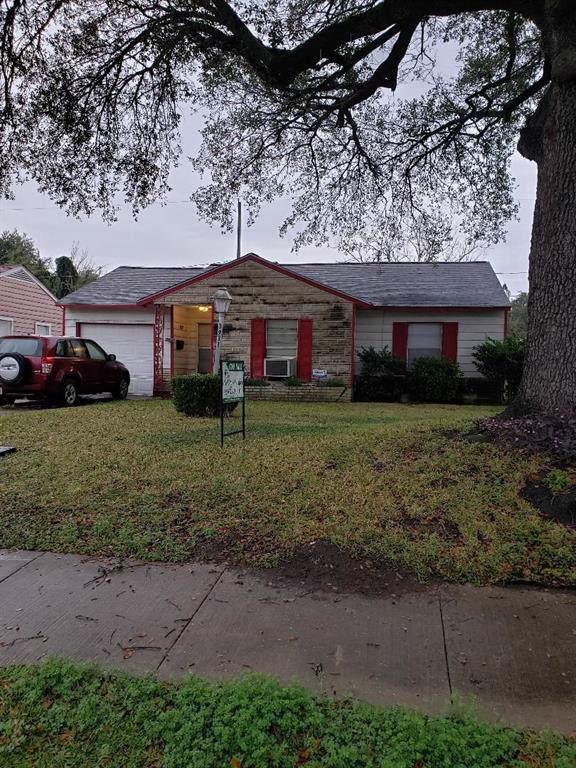 3931 Florinda Street, Houston, TX 77021 (MLS #81023275) :: The SOLD by George Team