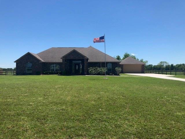 7802 Pebble Hill Lane, Rosharon, TX 77583 (MLS #81111397) :: The Home Branch
