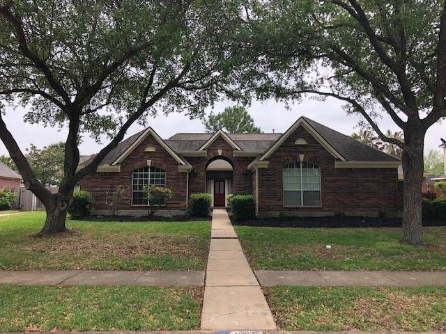 1205 Bob White Drive, Friendswood, TX 77546 (MLS #81196799) :: The Home Branch