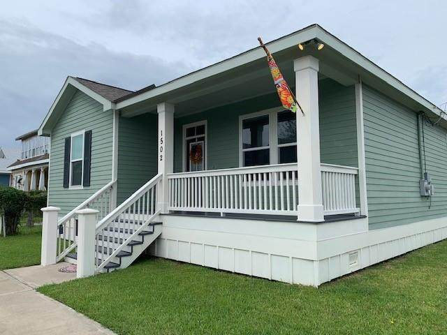 1502 Avenue M, Galveston, TX 77550 (MLS #81248816) :: The SOLD by George Team