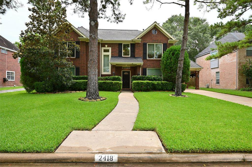 2418 Amber Springs Drive - Photo 1