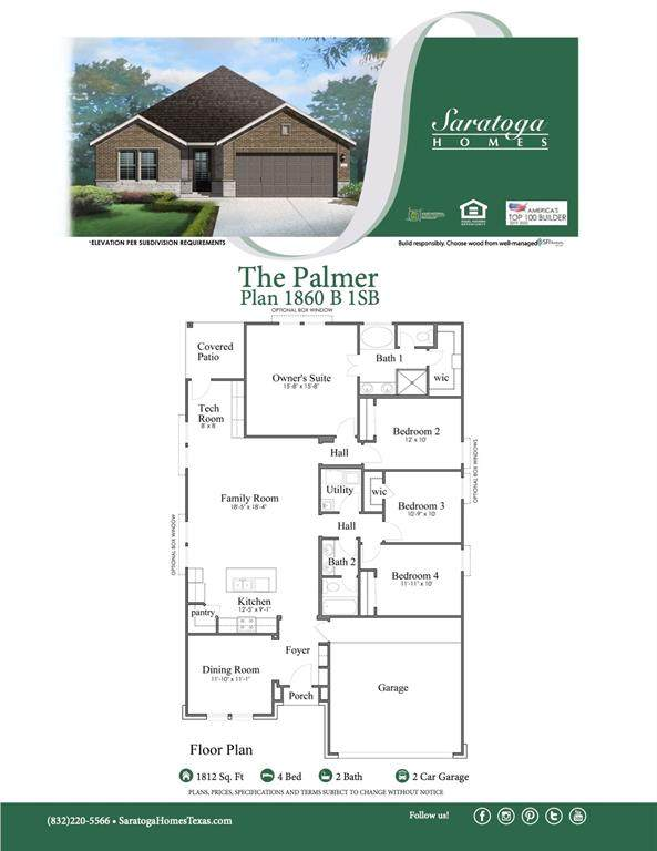 9918 Tammy Lane, Magnolia, TX 77354 (MLS #81669614) :: The SOLD by George Team