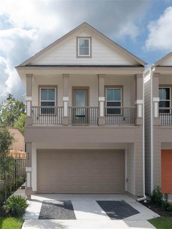 616 E 27 Th Street, Houston, TX 77008 (MLS #81849213) :: Texas Home Shop Realty