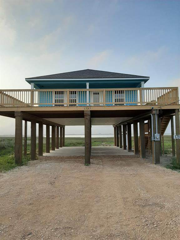 1737 County Road 257, Surfside Beach, TX 77541 (MLS #81899326) :: Bay Area Elite Properties
