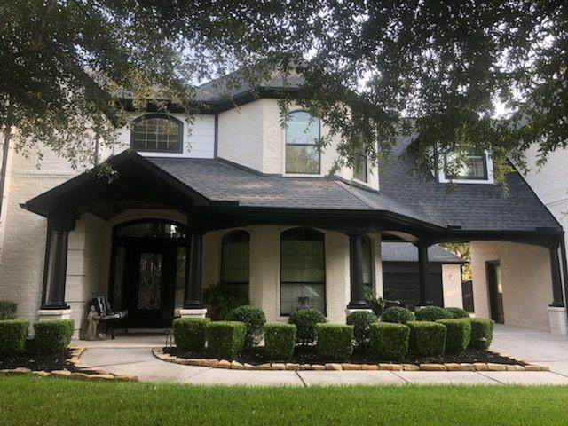 9059 Crighton Crossing Drive, Conroe, TX 77302 (MLS #82171887) :: All Cities USA Realty