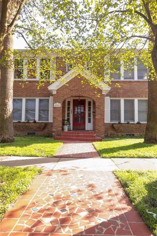 4006 Dallas Street, Houston, TX 77023 (MLS #82318749) :: Giorgi Real Estate Group