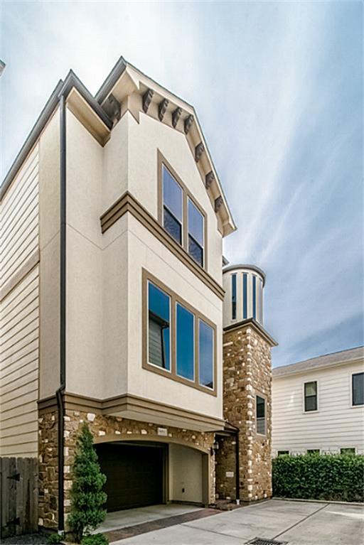 1610 Knox Street A, Houston, TX 77007 (MLS #82355714) :: Glenn Allen Properties
