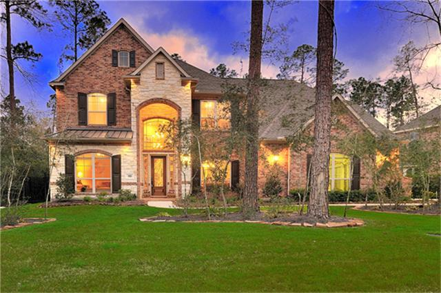 110 Veilwood Circle, The Woodlands, TX 77382 (MLS #82360999) :: Carrington Real Estate Services