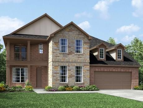 7215 Lake View Terrace Drive, Pearland, TX 77584 (MLS #82373781) :: The Johnson Team
