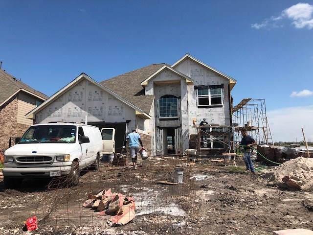 2335 Red Slate Drive, Iowa Colony, TX 77583 (MLS #82459718) :: Caskey Realty