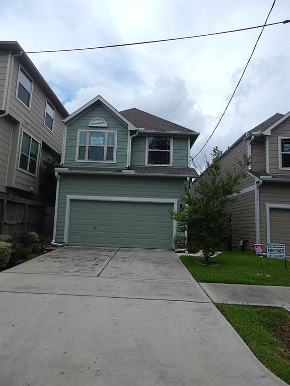 1315 Bingham Street, Houston, TX 77007 (MLS #82589872) :: Giorgi Real Estate Group