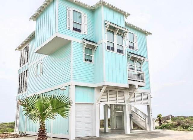 1106 Blue Water Drive, Crystal Beach, TX 77650 (MLS #82627306) :: Keller Williams Realty