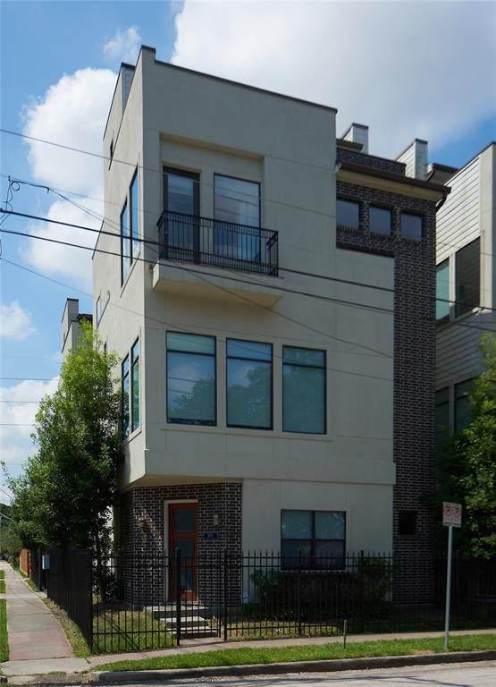 1929 Johnson Street, Houston, TX 77007 (MLS #82700051) :: Parodi Group Real Estate