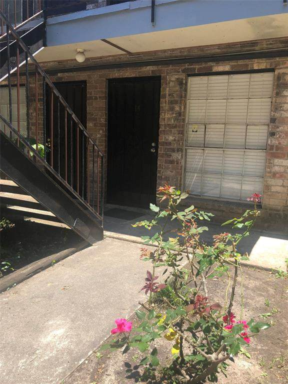 201 W Rosamond Street #14, Houston, TX 77076 (MLS #82718956) :: Caskey Realty
