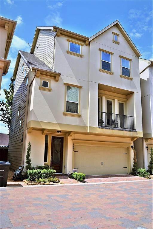 3004 Fairdale Estates Court, Houston, TX 77057 (MLS #82807598) :: TEXdot Realtors, Inc.