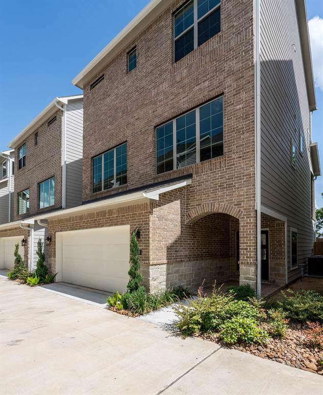 1216 Murrayhill Drive, Houston, TX 77043 (MLS #82853259) :: Ellison Real Estate Team