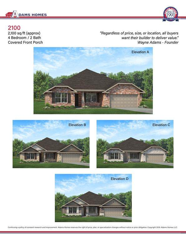 30110 Kingston Heath Drive, Cleveland, TX 77327 (#82901502) :: ORO Realty