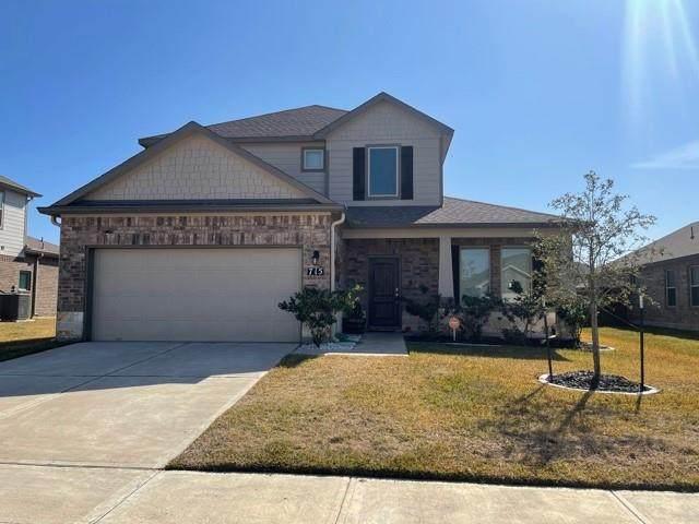 715 Rim Water Drive, Alvin, TX 77511 (MLS #83037812) :: Green Residential
