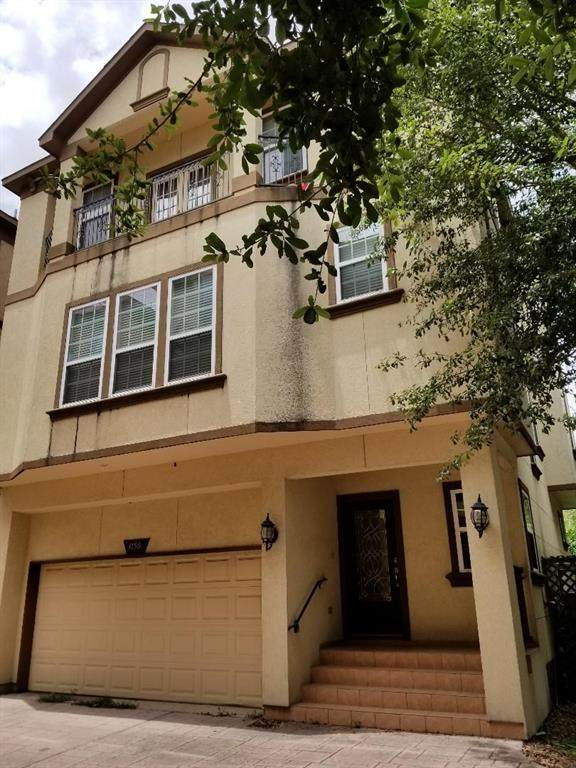 1150 W 22nd Street H, Houston, TX 77008 (MLS #83047153) :: Christy Buck Team