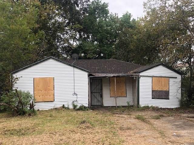 4336 Dreyfus Street, Houston, TX 77021 (MLS #8306685) :: The SOLD by George Team