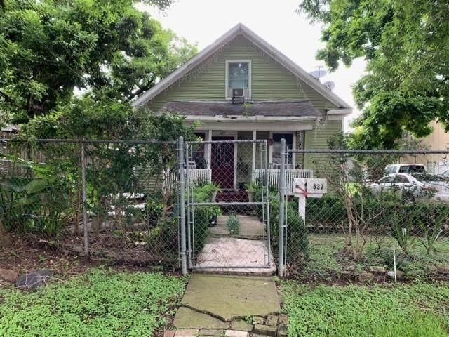 637 E 6 1/2 Street, Houston, TX 77007 (MLS #83113758) :: The Bly Team