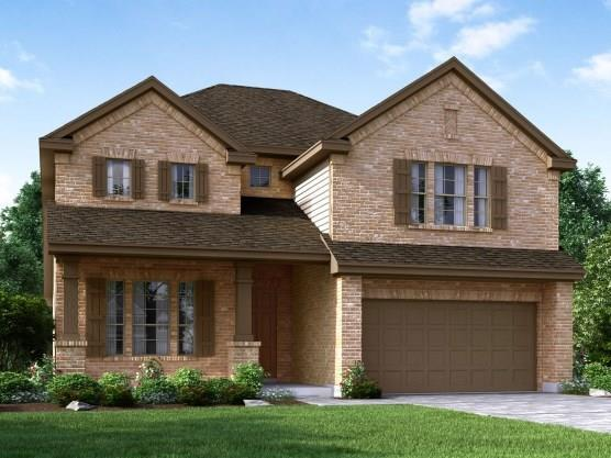 8738 Arch Rock Drive, Cypress, TX 77433 (MLS #83213875) :: The SOLD by George Team