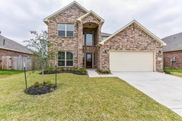 2617 Golden Palms Lane, Texas City, TX 77568 (MLS #83412598) :: Michele Harmon Team