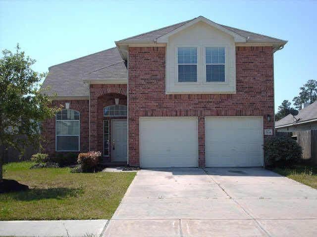 7234 Foxshadows Lane, Humble, TX 77338 (MLS #83666759) :: Christy Buck Team