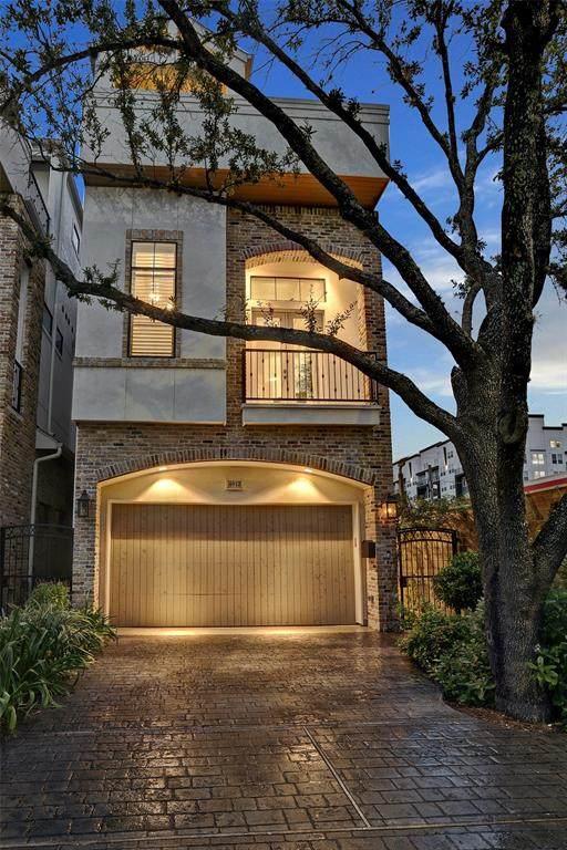 4912 Gibson Street, Houston, TX 77007 (MLS #83696774) :: Green Residential