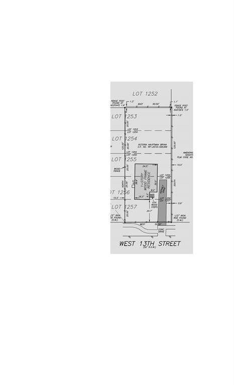 1009 W 13th Street, Houston, TX 77008 (MLS #8387466) :: Lerner Realty Solutions