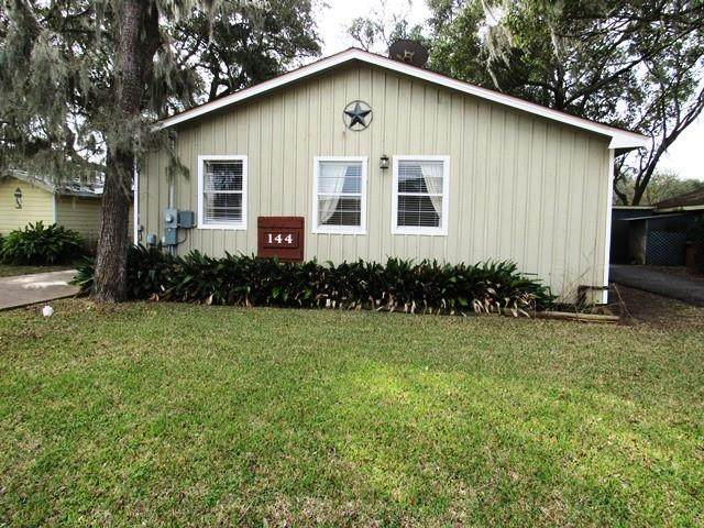 1543 Private Road 652, Sargent, TX 77414 (MLS #8405337) :: The Queen Team