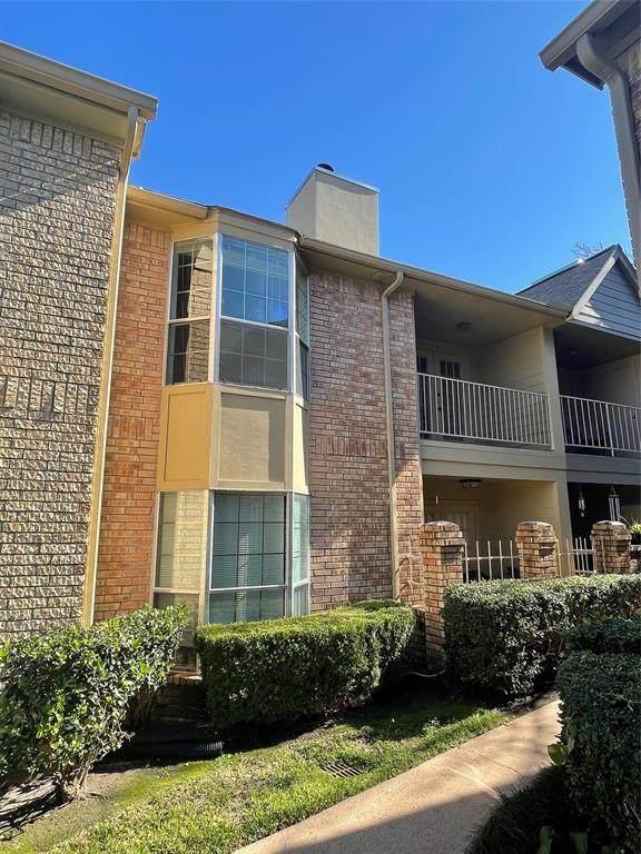 11201 Lynbrook #3004, Houston, TX 77042 (MLS #84219798) :: Ellison Real Estate Team
