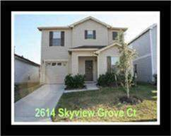 2614 Skyview Grove Court, Houston, TX 77047 (MLS #84618438) :: The Home Branch
