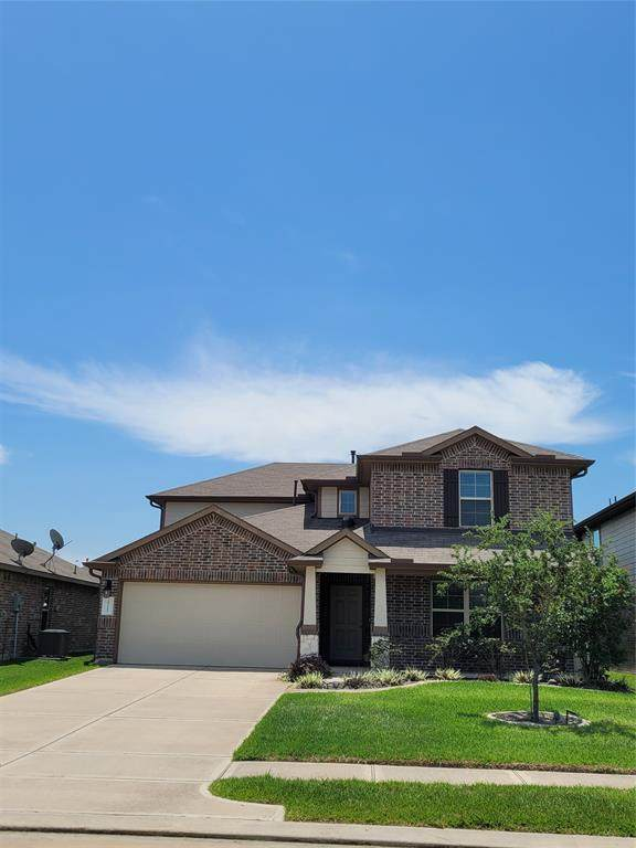 29215 Jacobs River Drive, Katy, TX 77494 (MLS #84697059) :: The Bly Team