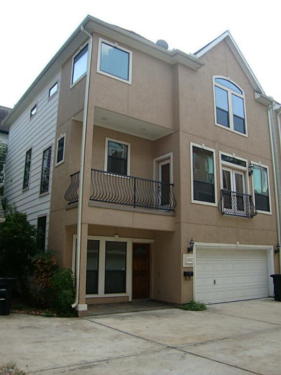 1406 Malone Street B, Houston, TX 77007 (MLS #84700704) :: Texas Home Shop Realty