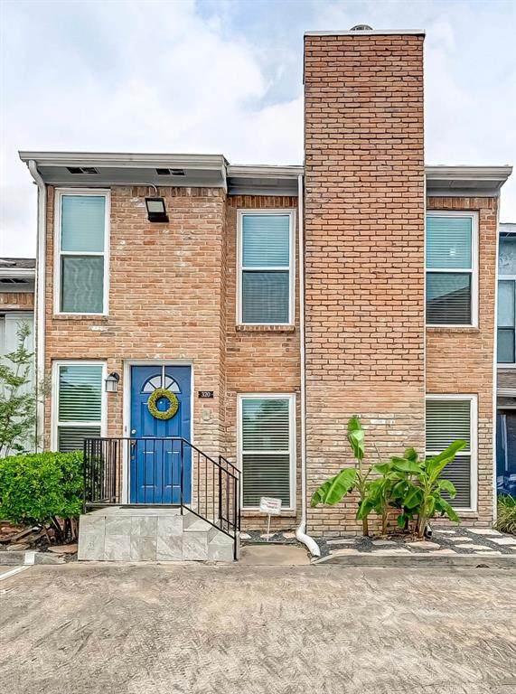 3200 S Gessner Road #320, Houston, TX 77063 (MLS #84720028) :: Green Residential