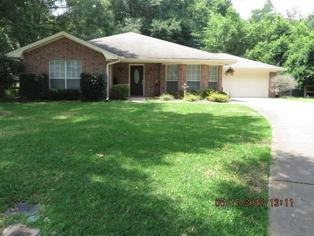 614 W Timberland Drive, Woodville, TX 75979 (MLS #84727566) :: The SOLD by George Team