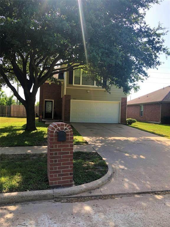 3823 Starbridge Pointe Lane, Katy, TX 77449 (MLS #84923085) :: The Sansone Group