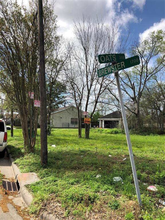 1719 Brewster Street, Houston, TX 77020 (MLS #84930140) :: The Freund Group