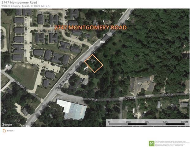 2747 Montgomery Road, Huntsville, TX 77340 (MLS #84944230) :: Carrington Real Estate Services